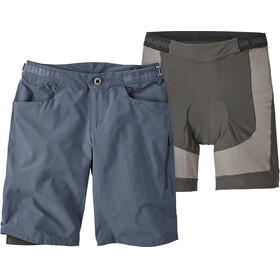 Patagonia W's Dirt Craft Bike Shorts Dolomite Blue